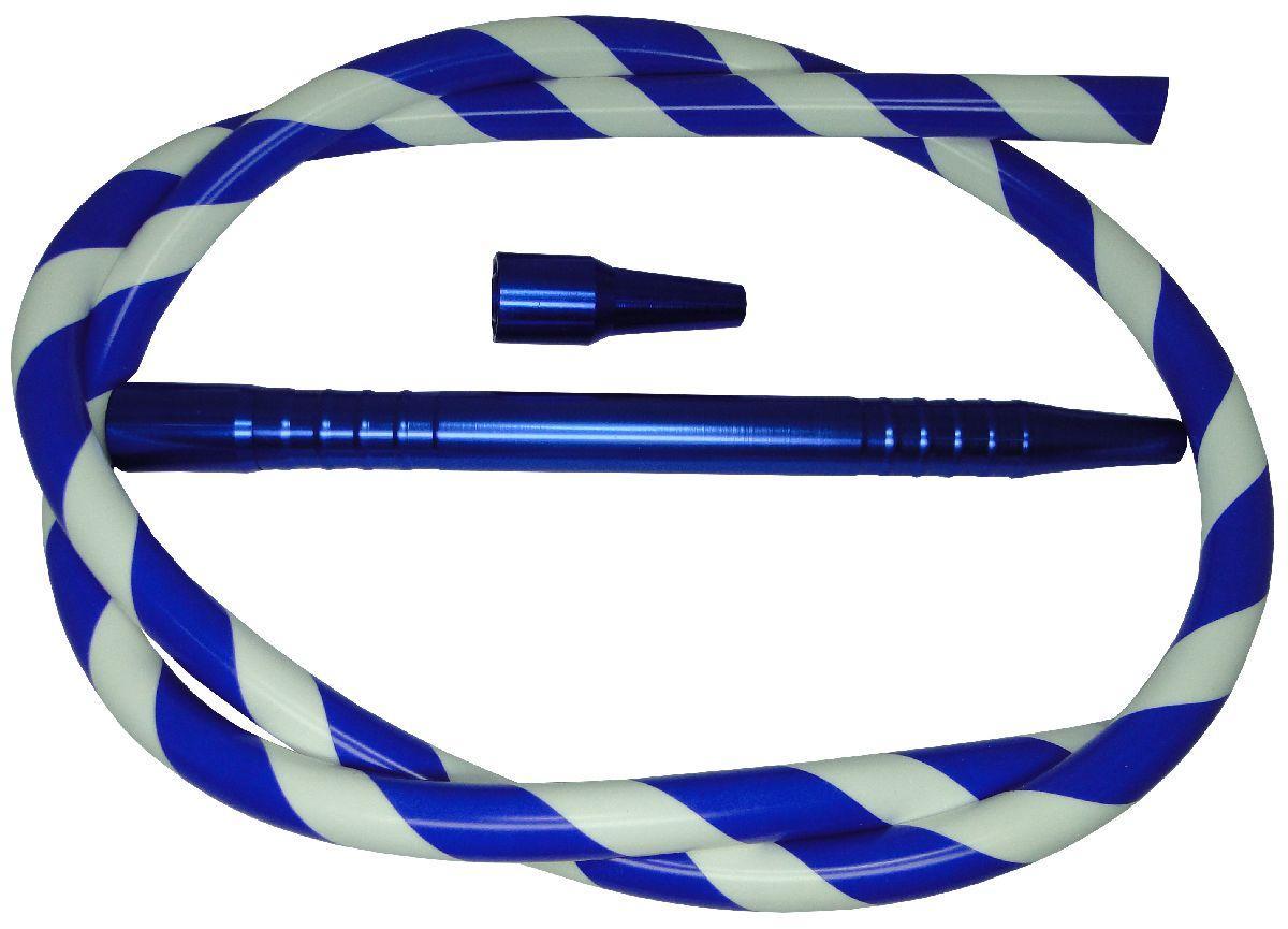 Mangueira Fumee Color c/ Piteira Azul