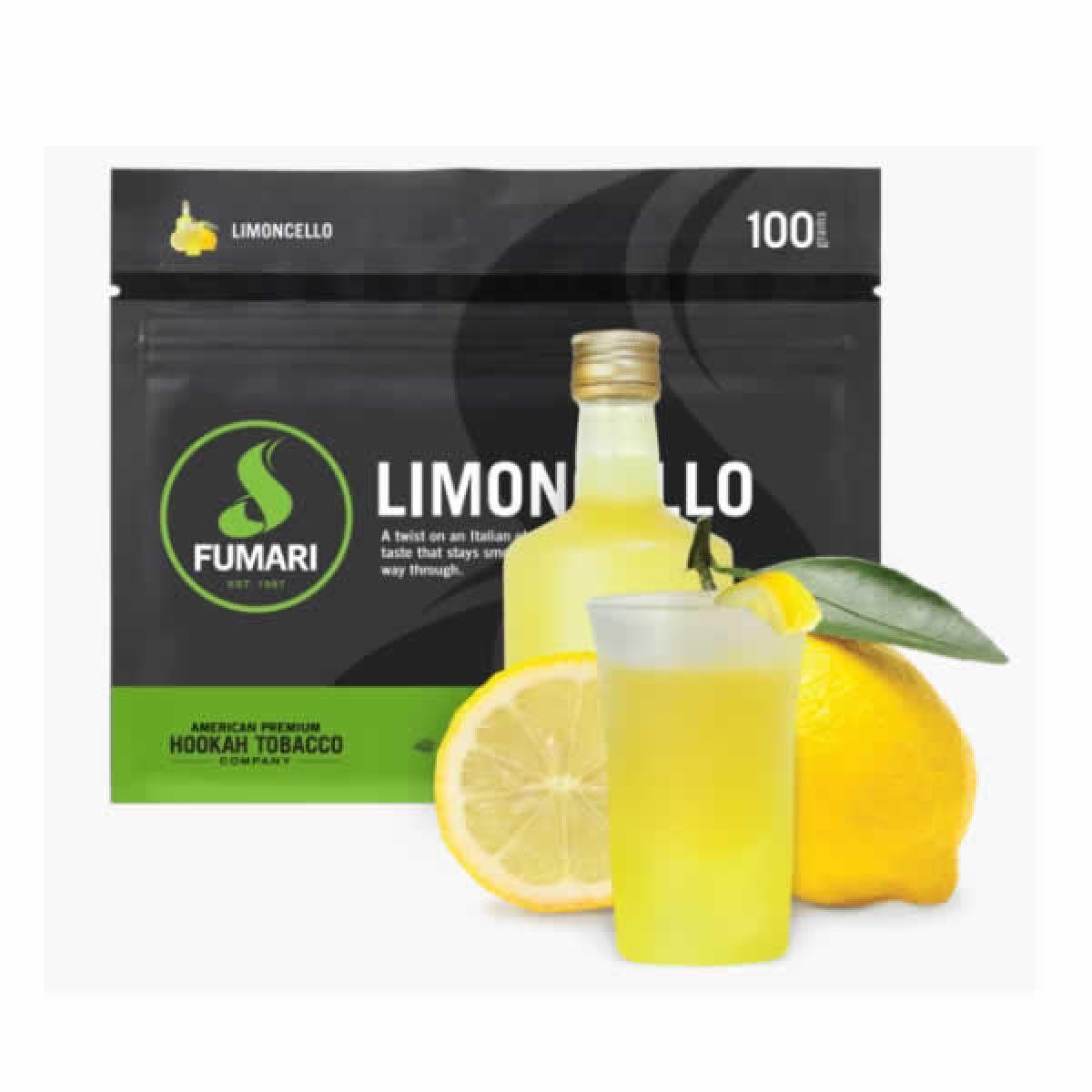 FUMARI LEMONCELLO 100G/UN