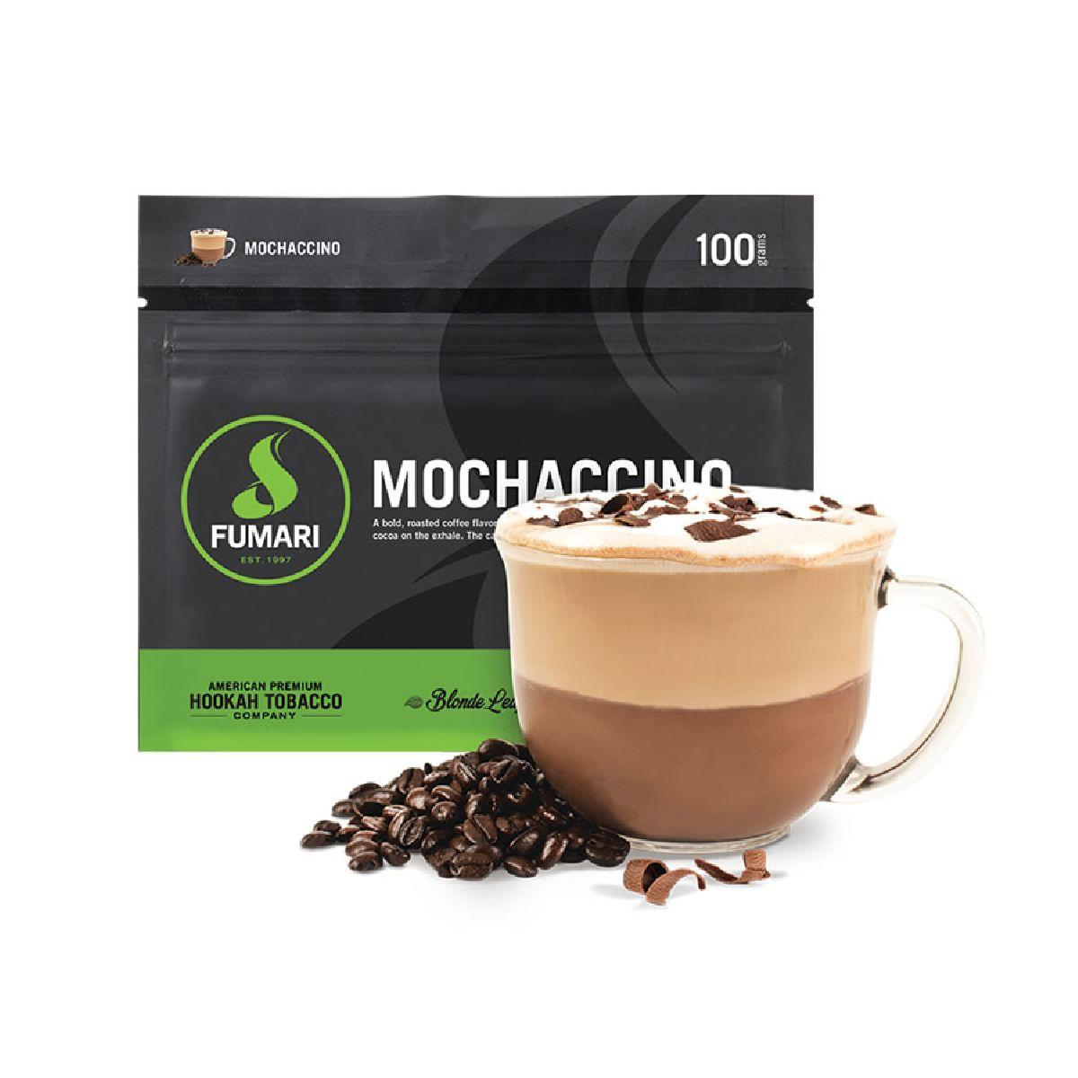 FUMARI MOCHACCINO 100G/UND