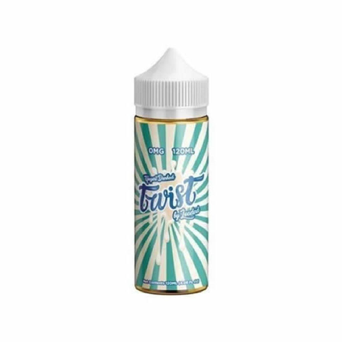 LIQ LOADED TWIST YOGURT 120ML 3MG