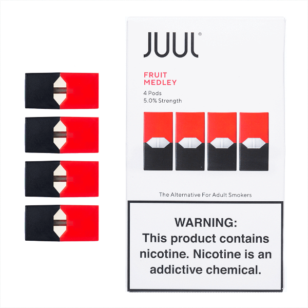 LIQ PODS JUUL FRUIT  5% 4PCS