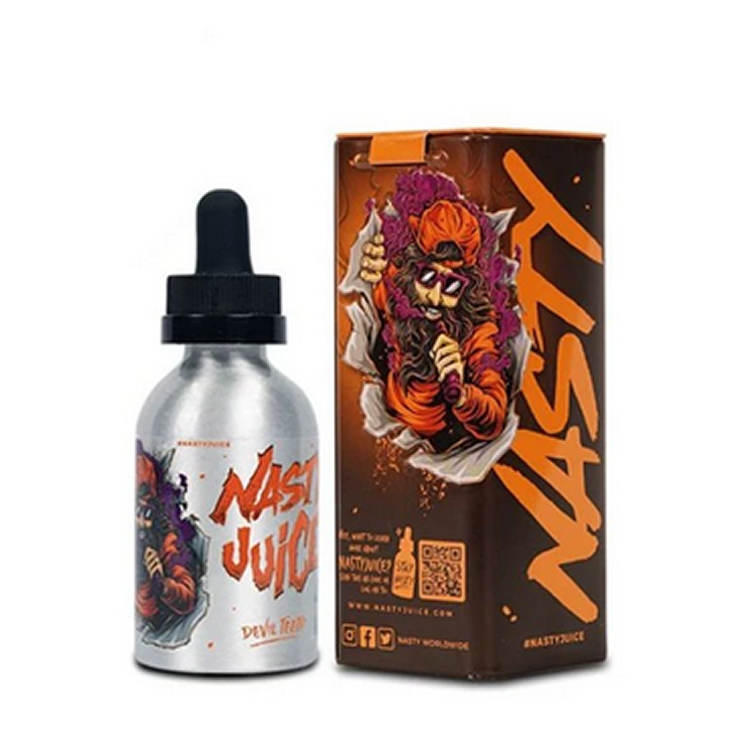 LIQ NASTY FRUIT DEVIL TEETH 3MG 60ML