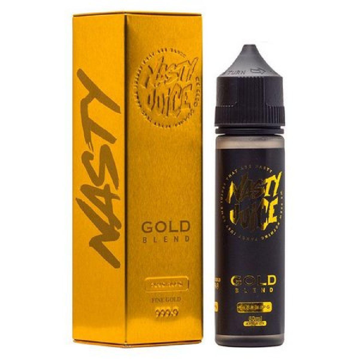 LIQ NASTY GOLD BLEND 6MG 60ML